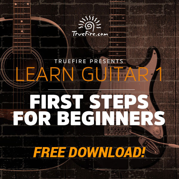 free beginner guitar lessons