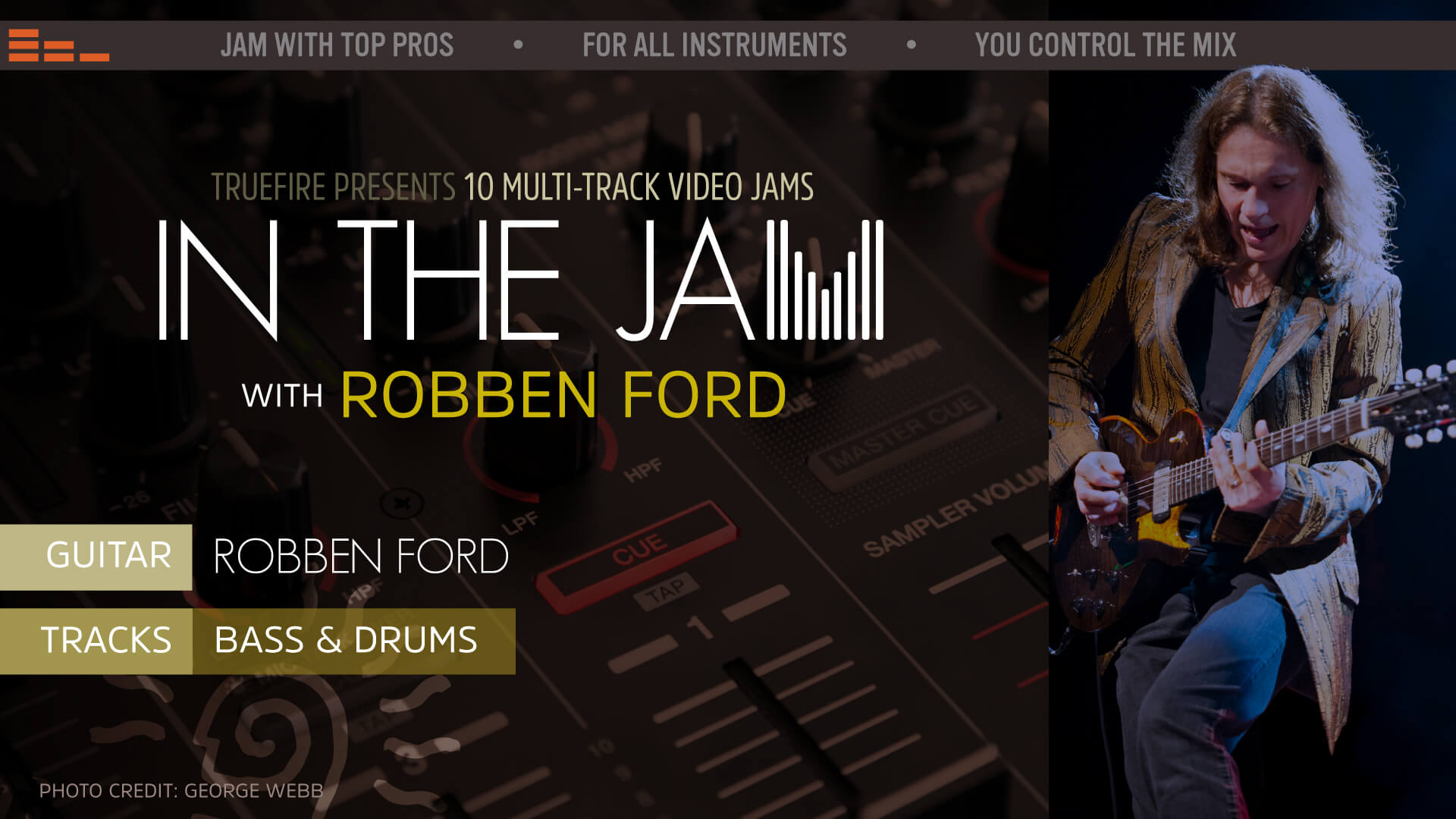 In The Jam Robben Ford Truefire