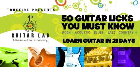 Guitar Lab Standard DVDs