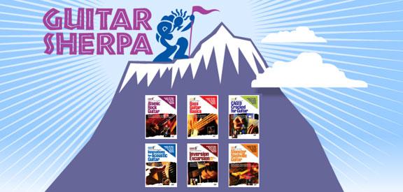 Guitar Sherpa Standard DVDs