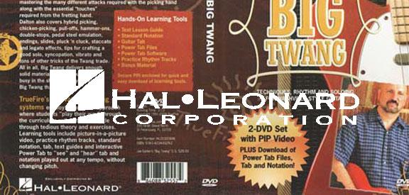 Hal Leonard Standard DVDs